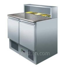 Refrigerating table for COOLEQ PS 900 pizza