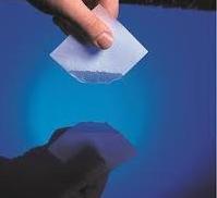 Водорастворимая бумага как  материал для