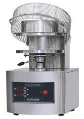 Cuppone PZF/30DS pizza press