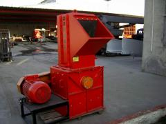 Chipping machine of DP660P