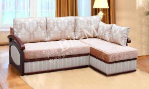 Sofa angular Prague (are long a side)