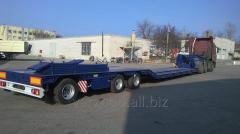 Varz-npv semi-trailer heavy truck 3815