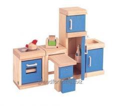 Muebles para la muñeca Barbie