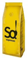 SO coffee beans! Espresso Bar (1 kg)