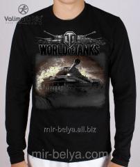 Men's knitted World of Tanks Valimark-Biz