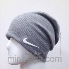Cap sports man's Nike of stockings light gray