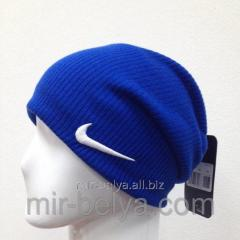 Cap sports man's Nike of stockings blue