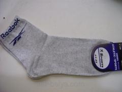 Sports men's Reebok socks