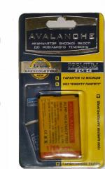 Акумулятори для телефонів Avalanche
