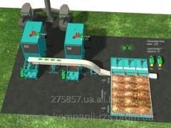 Skrebkova chain system