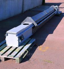 Conveyor of a zavalny hole TSTs-2-100