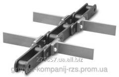 Chain traction lamellar otkrytosharnirny TSTs