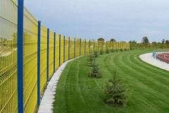 Fences and Protections, parkan, a grid the