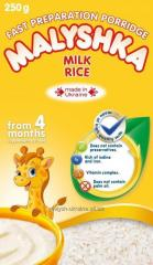 "Milk porridge for baby food ""Baby"