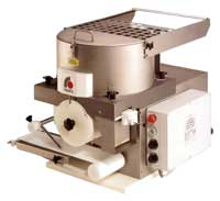 Automatic cutlet machine of FORMATIC R 3000