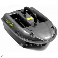 Radio-controlled boat bait Carpboat Carbon 2,4Ghz