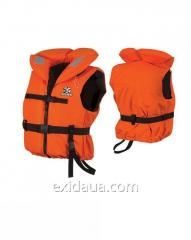 Safety Jobe Comfort Boating Vest Orange ISO