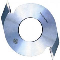 Plate mills for merging on length of 160х50х4 Z=2