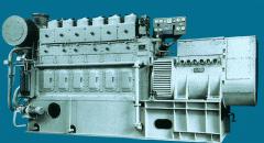 Дизель-генераторы ДГРА 320/500,  ДГРА 500/500-1,