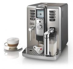 Automatic Gaggia Accademia coffee machine.