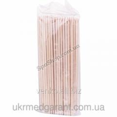 Wooden sticks for manicure of 178*3.8 mm of YM-519