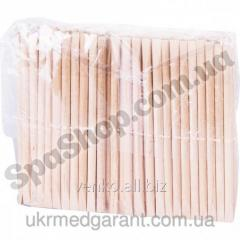 Wooden sticks for manicure of 90*3.8 mm of YM-516