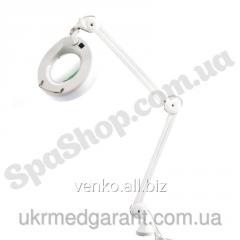 D-3D lamp magnifying glass, lens of 13 cm