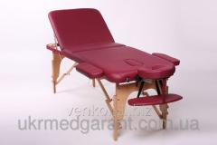Massage table of Life Gear Charm Cream