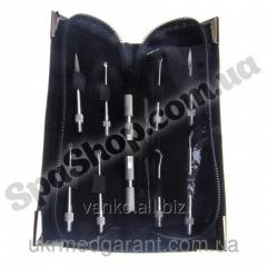 Set of the cosmetology UMG-1411 tools 8v1