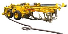 Установка бурильная шахтная УБШ 201-А