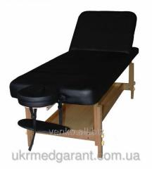 Stationary massage table 800A
