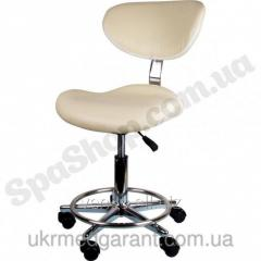 Stool for the cosmetologist of LW-003 827 A