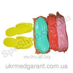 Slippers disposable Vietnamese (height of 3 mm),