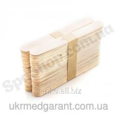 Pallets disposable YM-515, wooden for depilation,