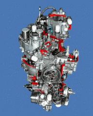 Ремонт агрегатов авиационного двигателя АЛ-31Ф