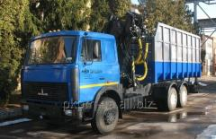 LM-2 car dump truck