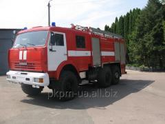 Yangın sarnıçlı otomobiller tankerler