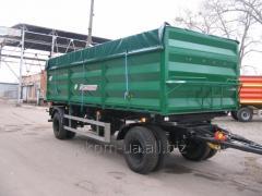 PS 1528 trailer dump truck