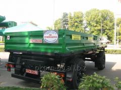Trailer dump truck tractor PS 0608