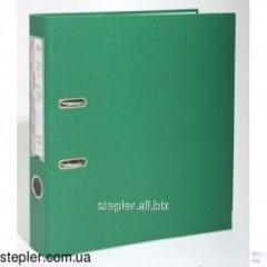 A4 ring binder luxury, 50 mm, unilateral PVC
