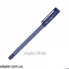 Ball pen, case of plasticity, replaceable core,