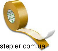 Adhesive tape bilateral on a foamy basis of 48 mm