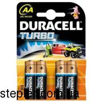 AA battery, LR-06/2bi, 17975, Duracell Turb