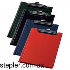 A4 clipboard folder, to the 100th a leaf, a