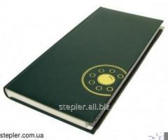 Book of alphabetic 176 l, 135 x 285 mm, baladek