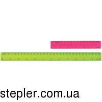 Line of 15 cm, plastic, fluorescent, 205264, SOHO