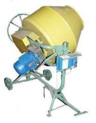 CM concrete mixer – 125