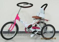The bicycle orthopedic for children