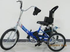 The orthopedic Bicycle for children with cerebral