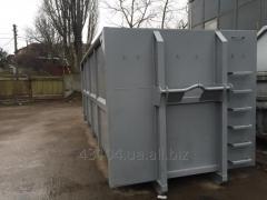 Пресс-контейнер для складывания и транспортировки